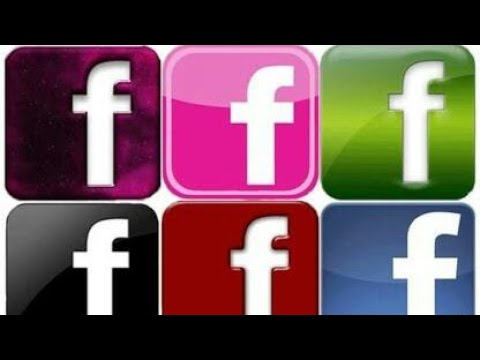 How To change Fb Colour and Background In hindi