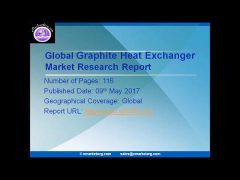 Graphite Heat Exchanger Market Forecasts with Industry Chain Structure and Investment Analysis
