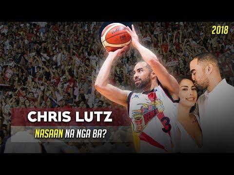 Nasaan na si Chris Lutz? | Ayaw na Mag-Basketball?