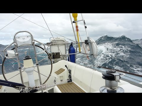 Single Handed Solo Sailing 2017 Part 3 Shetland to Norway