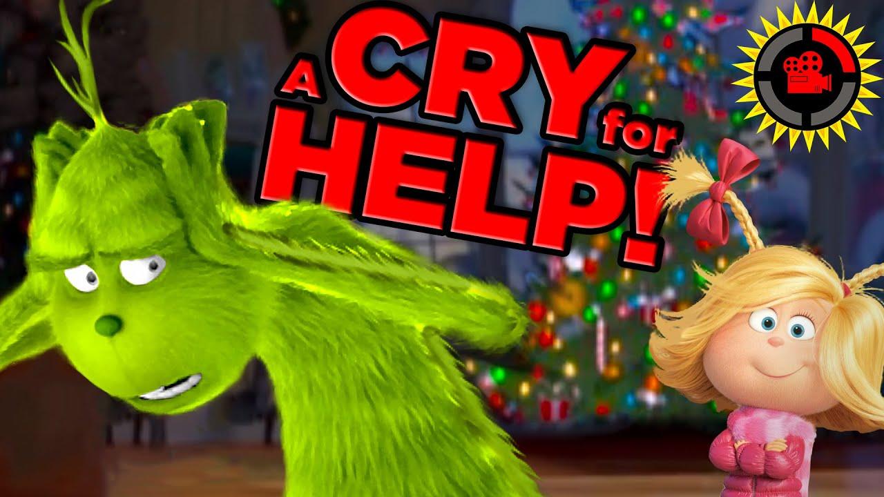Film Theory: Diagnosing TheGrinch! (Dr SeussHow TheGrinchStole Christmas)