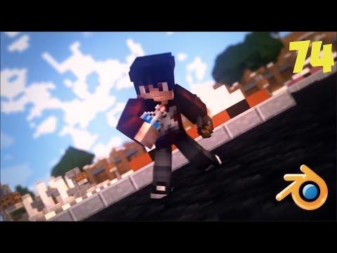 Top 10 Best Minecraft Animation Intro Templates #74 Blender + Free Download