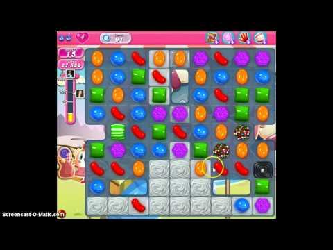 Cheat Tips For Candy Crush Saga - Level 91