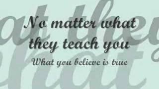 BoyZone-No Matter What [with lyrics].mp4