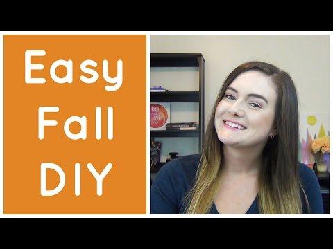 Make Your House Smell Like Fall!