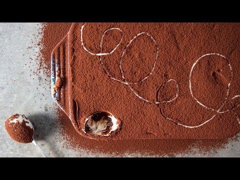 How to Make the Best Homemade Tiramisu