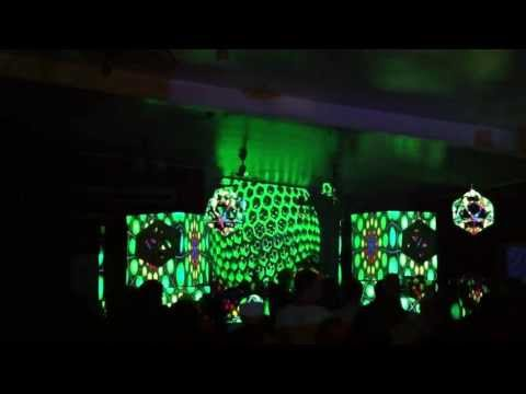 3D Projection Mapping at The Jack