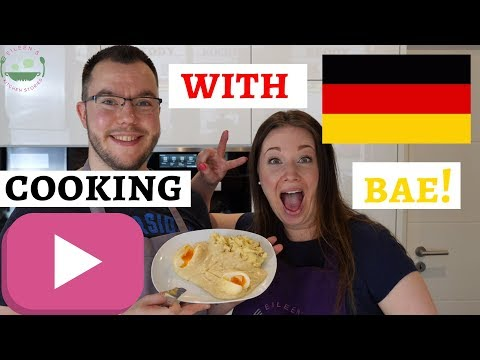 GERMAN EGGS WITH MUSTARD SAUCE Recipe | Eier in Senfsoße