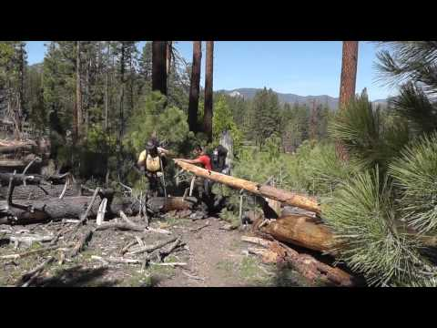 Golden Trout Wilderness May 3-5, 2014