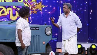 "Thakarppan Comedy | This Malayalam Munshi hates English alphabet ""H' | Mazhavil Manorama"