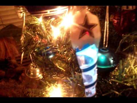 Dallas Cowboys Christmas Tree