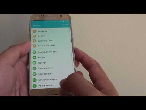 Samsung Galaxy S7: How to Find the SIM Card Phone Number