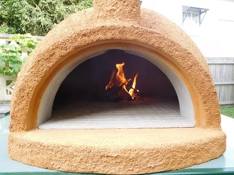 Pizza Oven Easy  Build