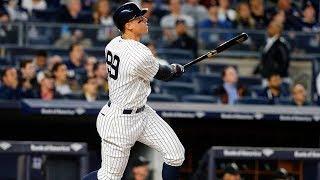 New York Yankees | 2017 Home Runs (257) | Including Postseason ᴴᴰ