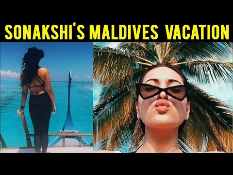 Xxx Mp4 Sonakshi Sinha Enjoys In Maldives Wears A Bikini Holiday PICS Bollywood Now 3gp Sex