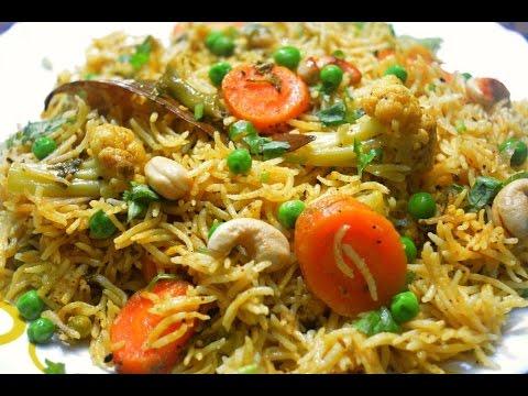 Quick Vegetable Biryani /vegetable Biryani in Pressure Cooker/Pressure cooker Biryani Easy  Recipe