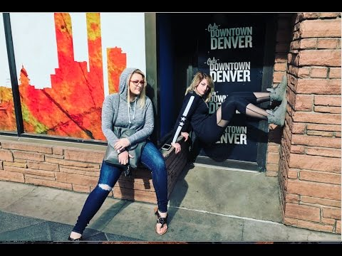 POSERS IN DENVER - March 25th, 2017 - usaaffamily vlog