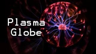 Download How does a Plasma Globe Work? (Bonus !) Video