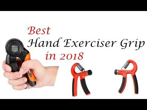 Best Hand Exerciser Grip in 2018
