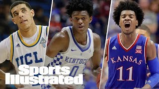 2017 NBA Draft Show: Pros Discuss Top Draft Picks Markelle Fultz, Lonzo Ball | Sports Illustrated