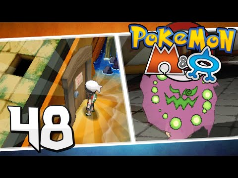 Pokémon Omega Ruby and Alpha Sapphire - Episode 48 | Sea Mauville and Spiritomb!