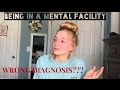 I Was Misdiagnosed As A Schizophrenic For 2 Years My Mental Hospital Experience