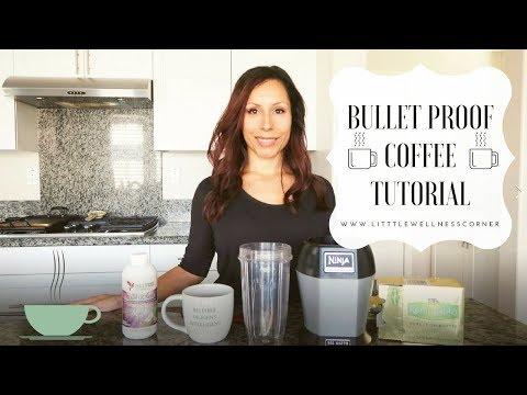 Delicious and Easy Bullet Proof Coffee Tutorial/Recipe | Keto | Paleo
