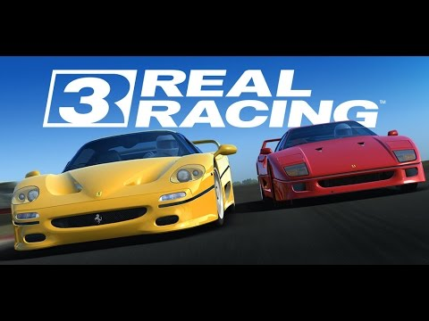 Real Racing 3 [ GAMEPLAY ] || Best Car Racing Game By EA Sports || Full HD Racing Game