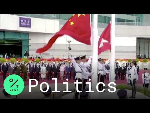 Hong Kong Marks 23rd Anniversary of Handover to China Under Shadow of New Security Law