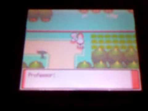 Pokemon Bloody Platinum Part 1-Hah,A Old Man !?!