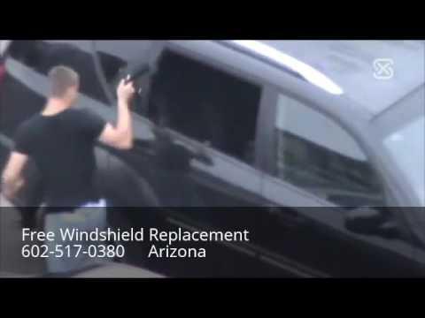 Free Windshield Replacement Repair Scottsdale AZ