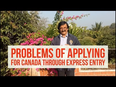 Obstacles in Applying for Canada PR Through Express Entry-Manoj Palwe explains