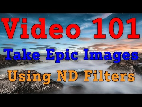 PHOTO / VIDEO 101: ND Filters Explained FAST!