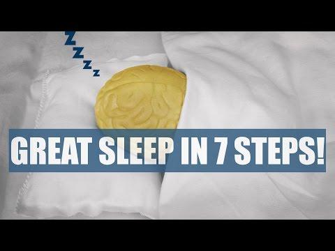 Great Sleep in 7 Steps!