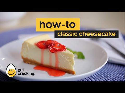 How-To: Make a Classic Cheesecake