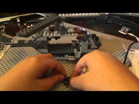 lego black ops helicopter