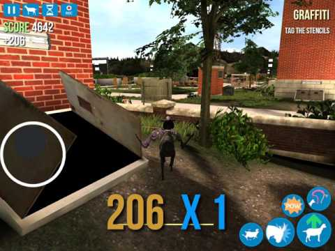 How to unlock wizard goat in goat simulator