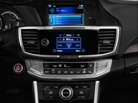 How to Remove a 2013 Honda Accord Radio