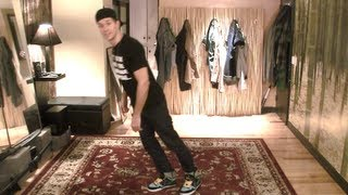 """MOST AMAZING DANCE MOVE - """"THE LEAN"""" - with ROBERT HOFFMAN"""