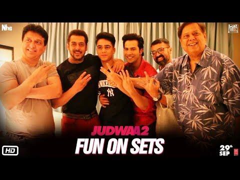 Judwaa 2 | Fun On Sets | Varun | Jacqueline | Taapsee | David Dhawan