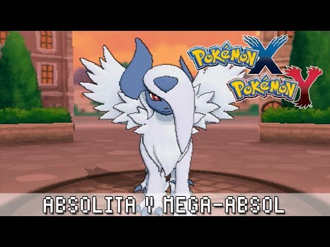Pokémon X / Y ۩ Absolita y Mega-Absol