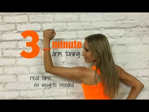 ARM EXERCISES FOR WOMEN - Get Rid of Bingo Wings and Tone Your Arms  - Home Workout