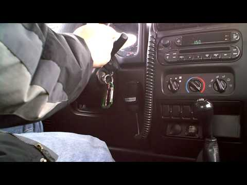 Shifting in the Jeep