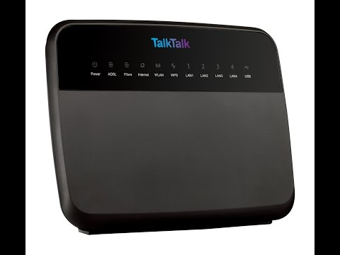 TalkTalk Router Wifi Name and Password Changeing