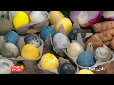 Easter Egg Natural Dye