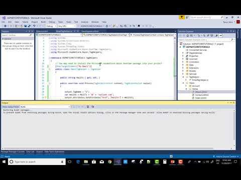 How to Create Custom Tag Helper in ASP.NET CORE || Tag Helper Part-2