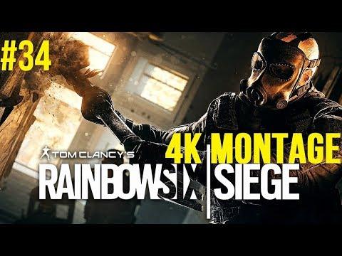 Rainbow 6 Siege - 4K Montage #34