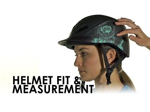 Riding Helmet Sizing & Fit Guide for Equestrians