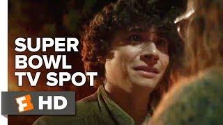 Scary Stories to Tell in the Dark Super Bowl TV Spot (2019) | 'Jangly Man' | Movieclips Trailers