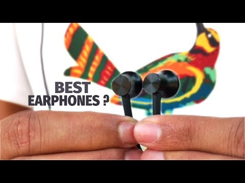 Mi Earphones 2018 Review: Best Earphones wow@Budget !